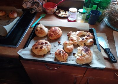 Backen Osterferiene 2018