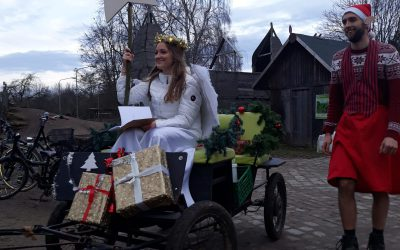 Zum weihnachtlichen Jahresabschlussfest 2019