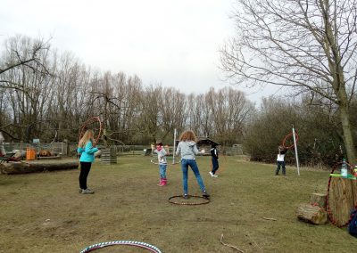 HulaHoop Osterferien 2018