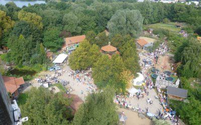 Farmfest mit Flohmarkt am 8. September